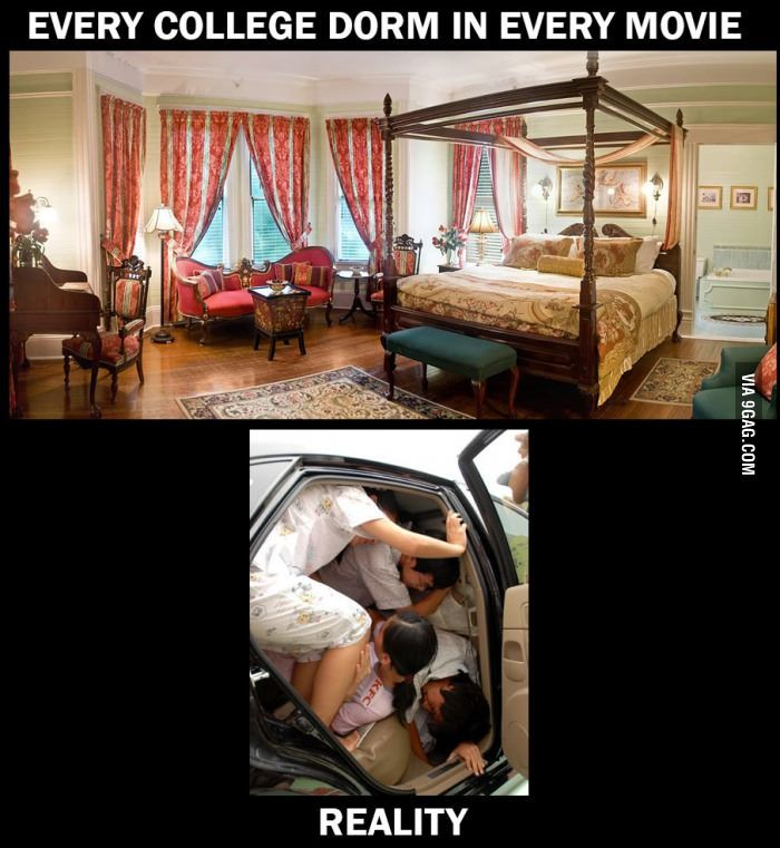 Dorm movies
