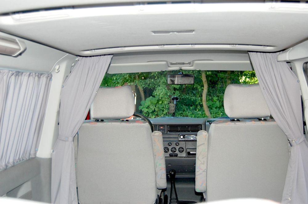 vw t5 gardinen vorh nge verdunkelung autogardinen von baimex in auto motorrad teile auto. Black Bedroom Furniture Sets. Home Design Ideas