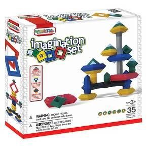 Wedgits Imagination Series With 35 Pieces Set : Target