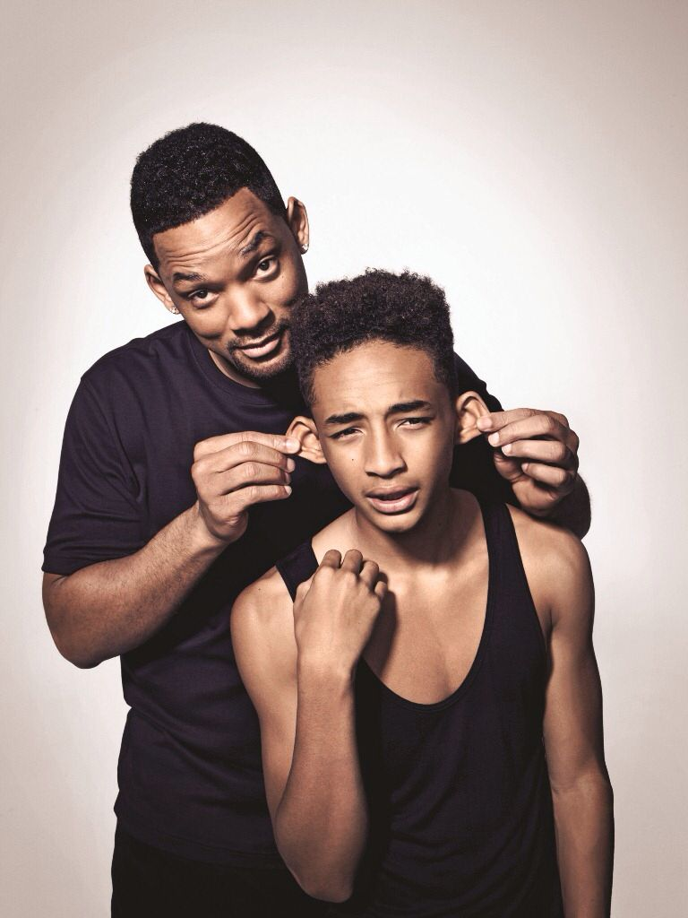 The Ears Have It Actors And Father Son Will And Jaden Smith