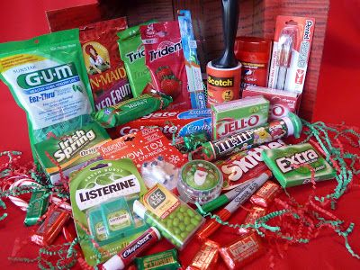 20 great missionary christmas gifts including red and green themed missionary christmas care package