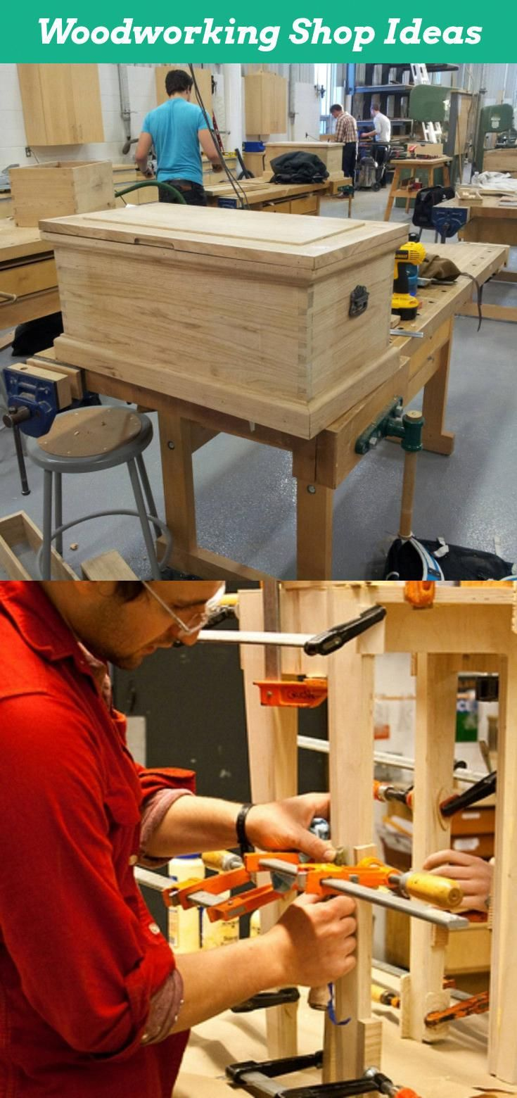 Latest woodworking garage and shop tools for people who are passionate about #woodworking