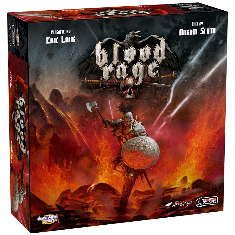 Giveaway Database Rage game, Rage, Board games