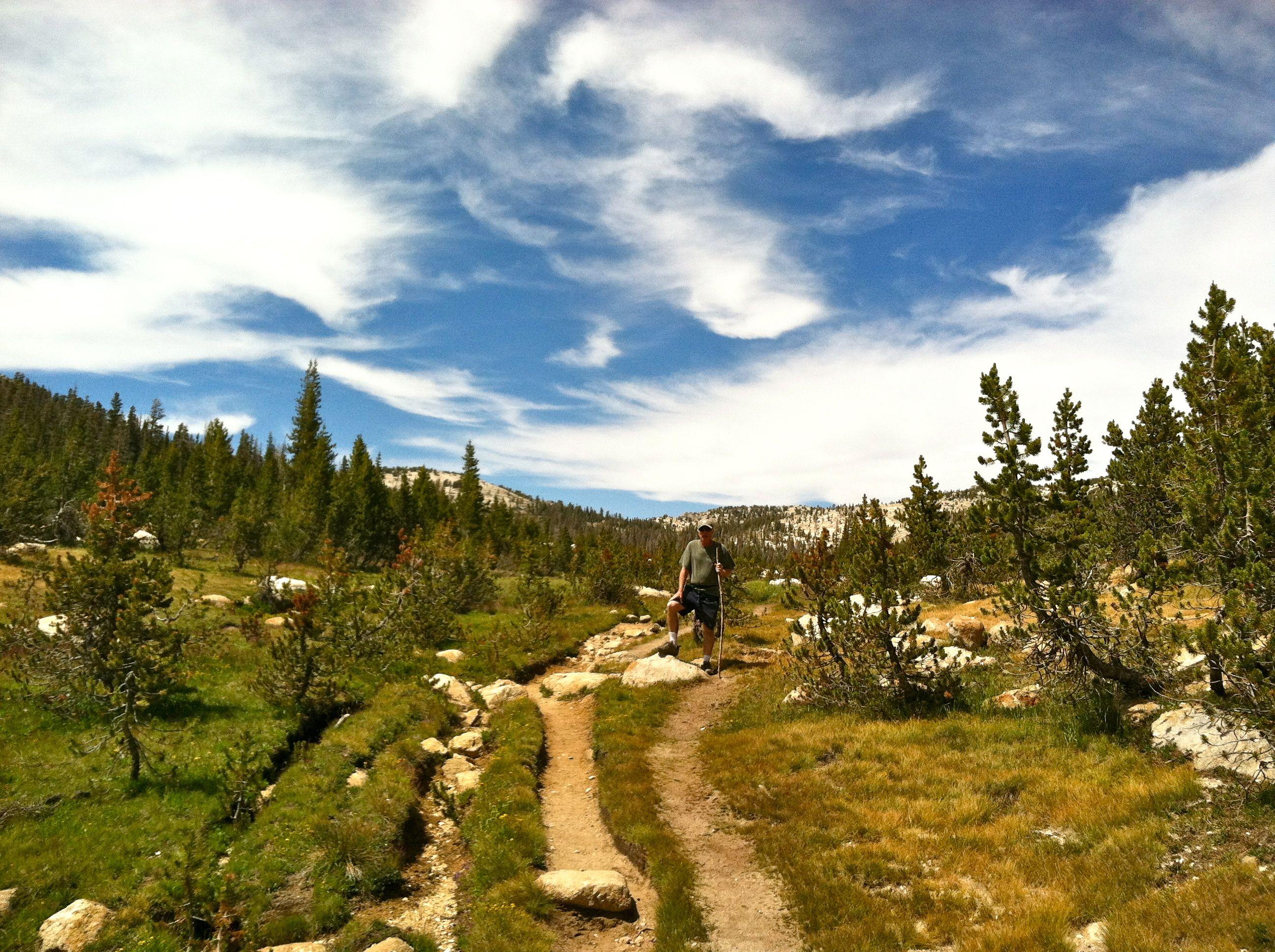 sunrise high sierra camp, yosemite   Yosemite, Country ...