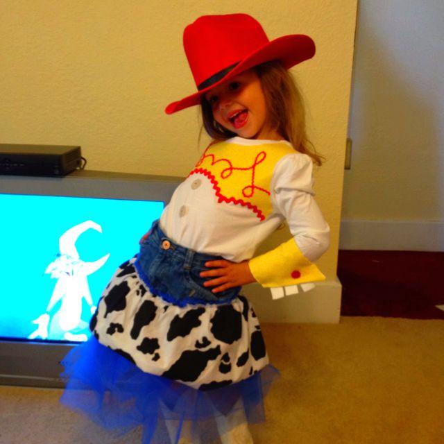 Jessie costume...DIY!!   Halloween   Pinterest