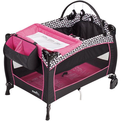 Addison S Pack N Play Baby Play Yard Baby Playpen Evenflo Baby