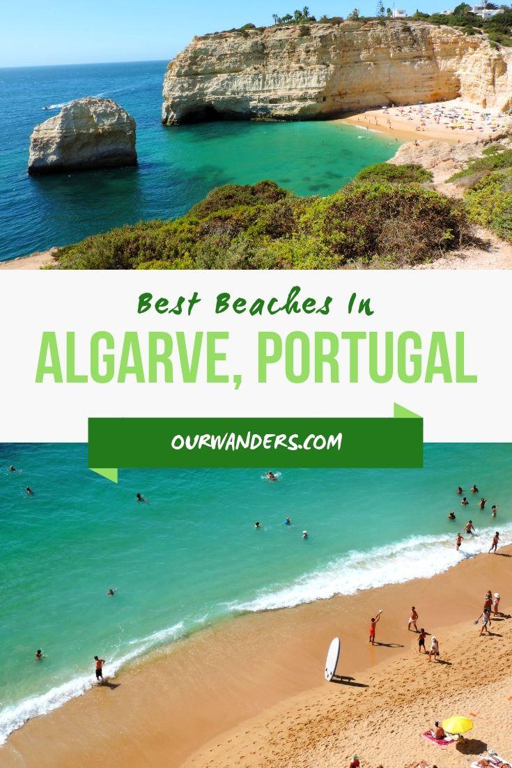 Best Beaches In Algarve Portugal See
