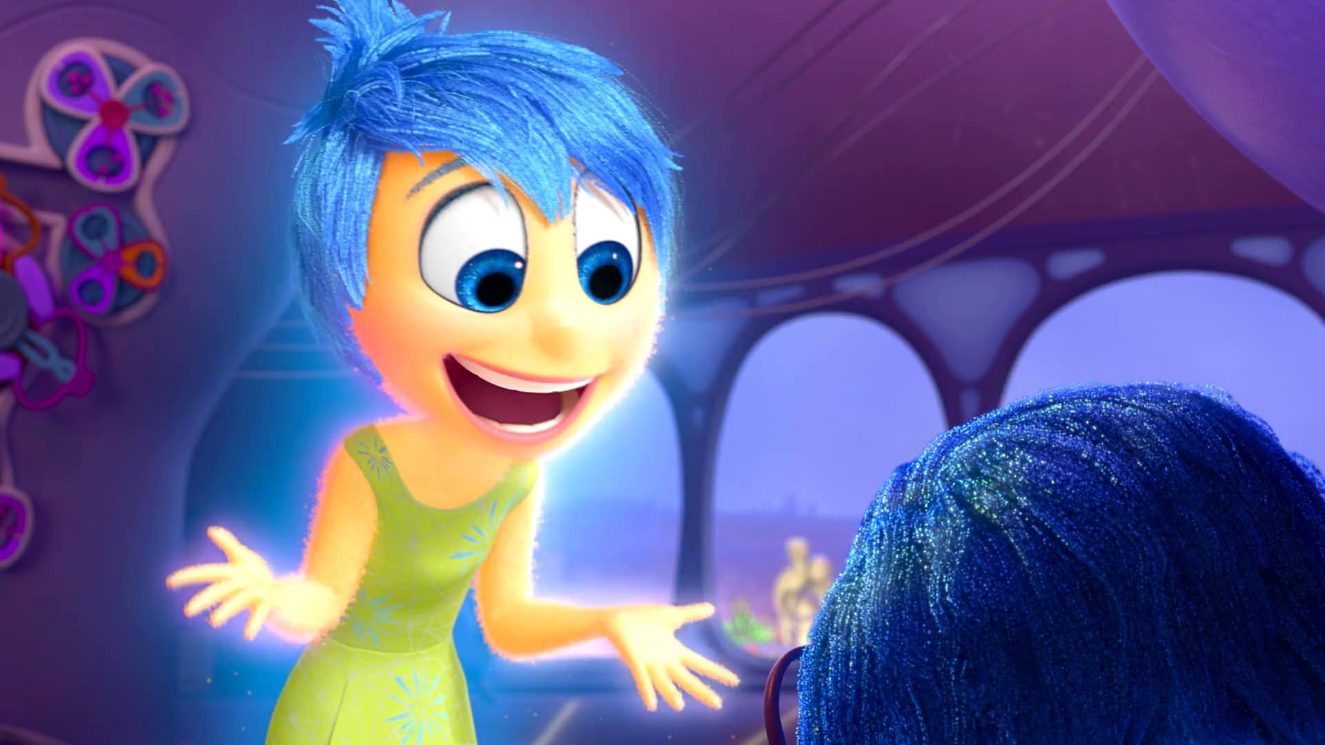 Disney Inside Out Coloring Pages Pdf : Inside out 2015 disney screencaps inside out pinterest