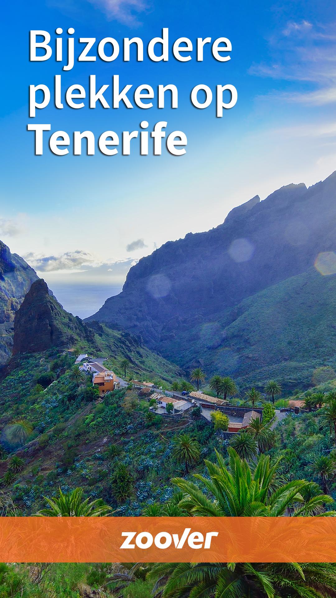 Bijzondere Plekken Op Tenerife Tenerife Canarische Eilanden Reizen