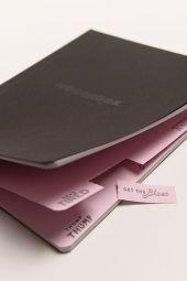 Moodbook a special way to write down your life! #notebook #notitieboek #papier #schrift #dagboek #cahier #HAP