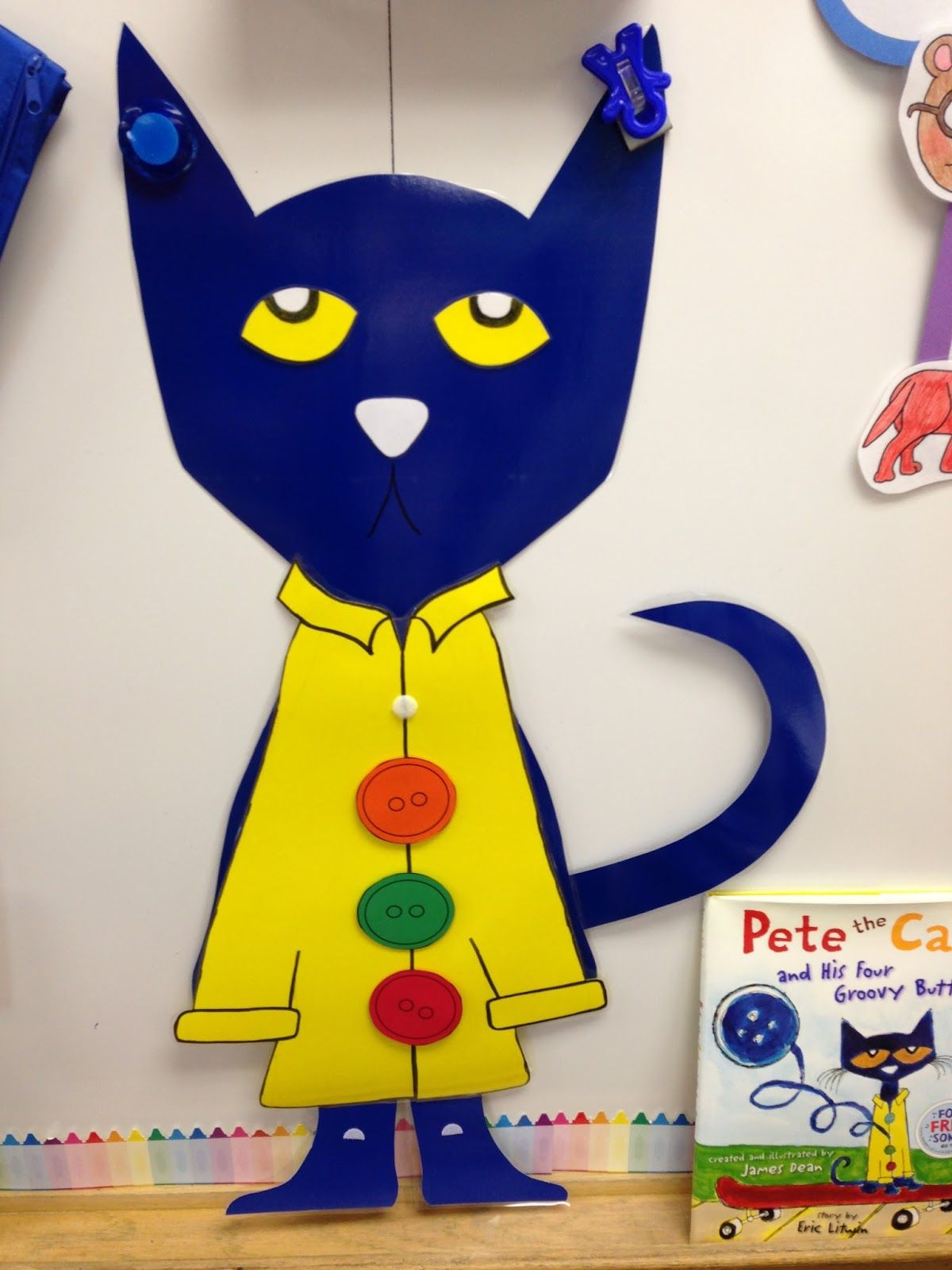 All About Number 4 With Pete The Cat Amp Freebies