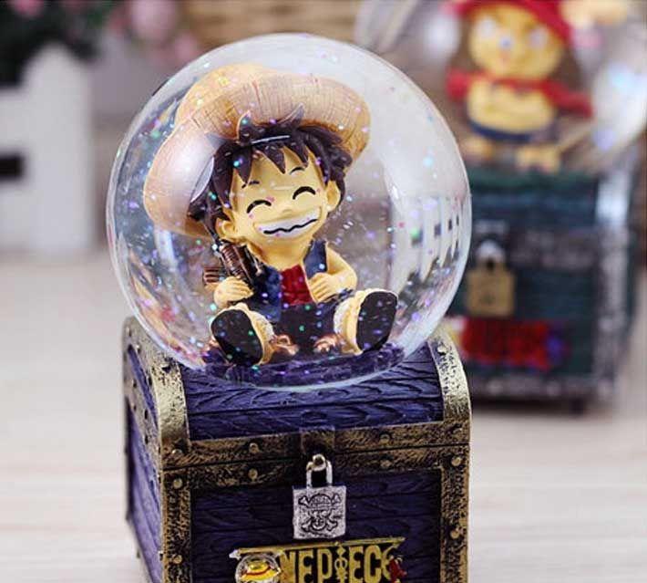One Piece Snow Globes