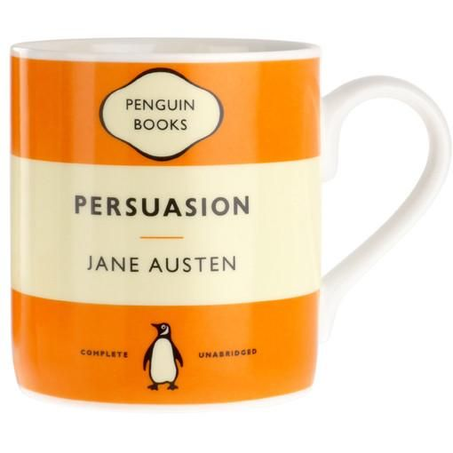 Jane Austen  Persuasion Penguin Mug  Wish List  Pinterest  Jane  Jane Austen Persuasion Essay  Essay Writing Tips To Jane Austen Persuasion  Essay Research Paper Essay Topics also Abraham Lincoln Essay Paper  Example Of Essay Proposal