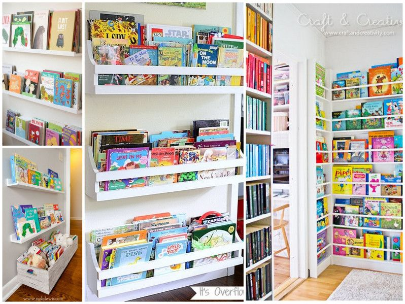 Półki Na Książki Do Pokoju Dziecka Dziecięca Bilbioteczka