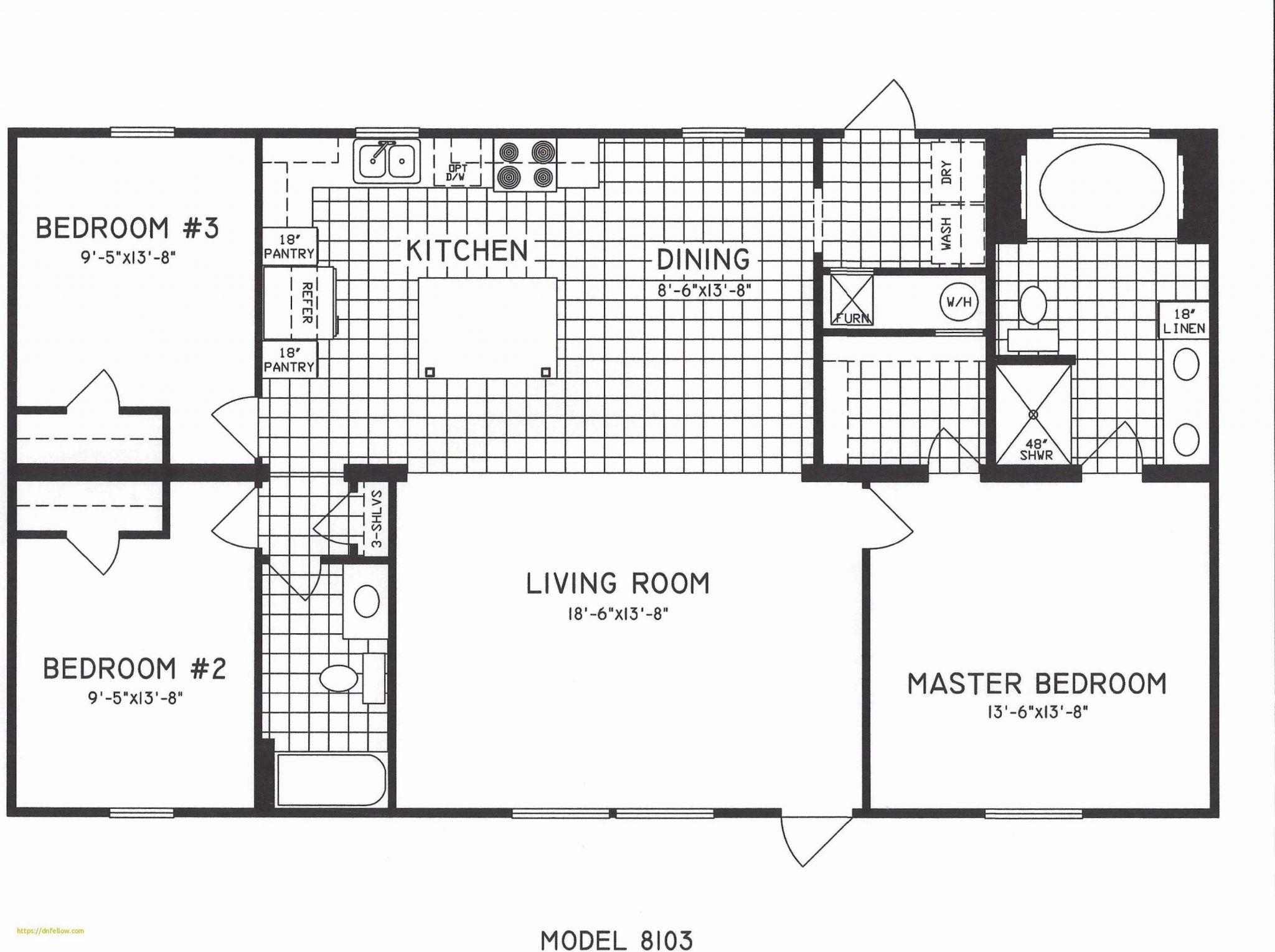 JW Marriott Floor Plan Mobile home floor plans, Bedroom