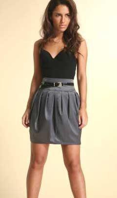 d08280af523 Выкройка юбки-тюльпан  модно и стильно! Это юбка