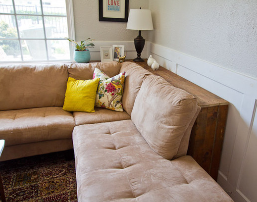 kleine ruimte groter laten lijken - Ideeën voor het huis | Pinterest ...