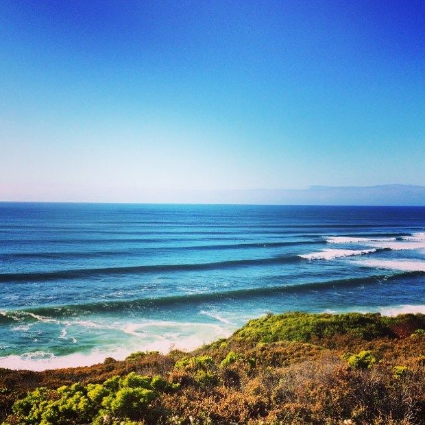 Now this is a good day not to be working.. Closed today .. But we'll see you again tomorrow! 12-3pm / 6-8pm #dayoff #surf #greatoceanroad #torquay #bellsbeach #3228 #foodtruck by the_daily_trader http://ift.tt/1KnoFsa