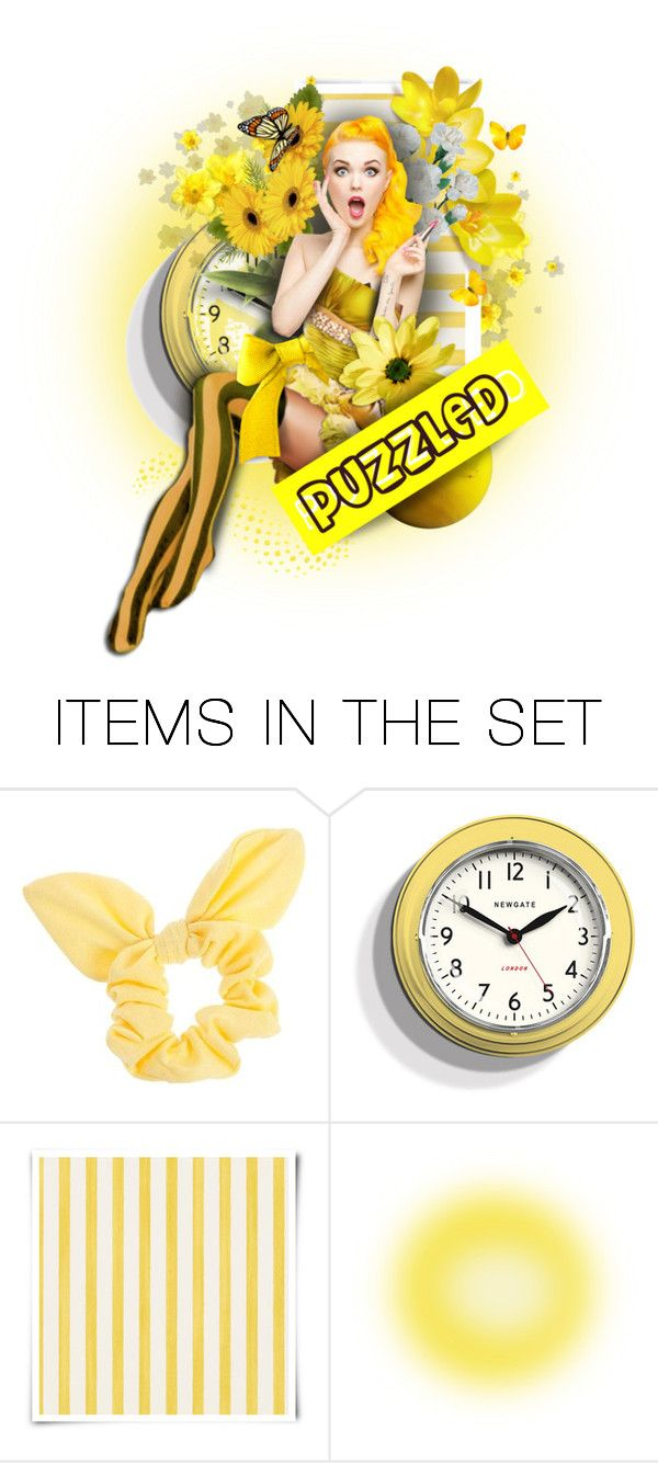 """""""PUZZLED is Inspired by @alicja2204"""" by fm3happy ❤ liked on Polyvore featuring art"""