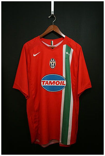 df2f27a42be Juventus FC away 2006-07