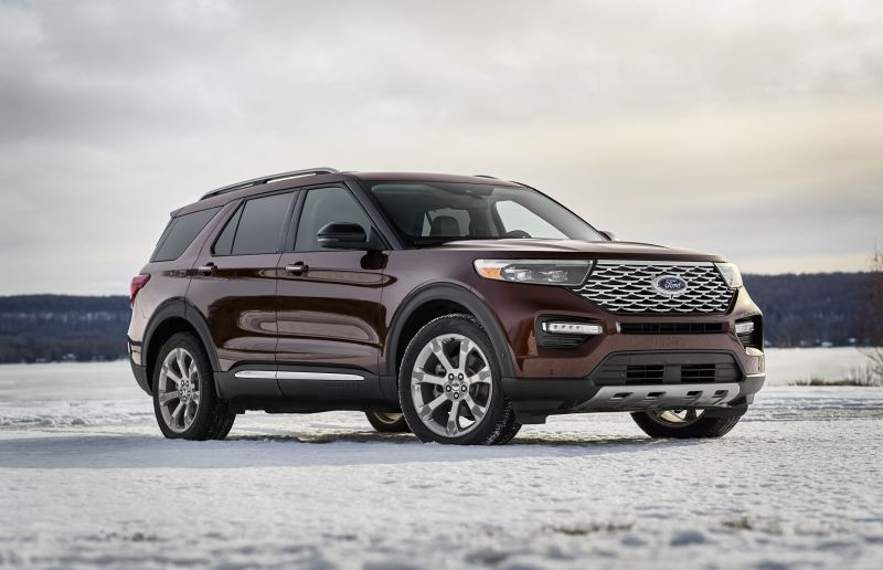 The 2020 Ford Explorer Is Roomier And More Tech Laden Than Ever
