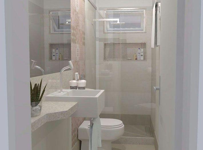 O que fazer em uma reforma de banheiro -> Reforma Banheiro Moderno