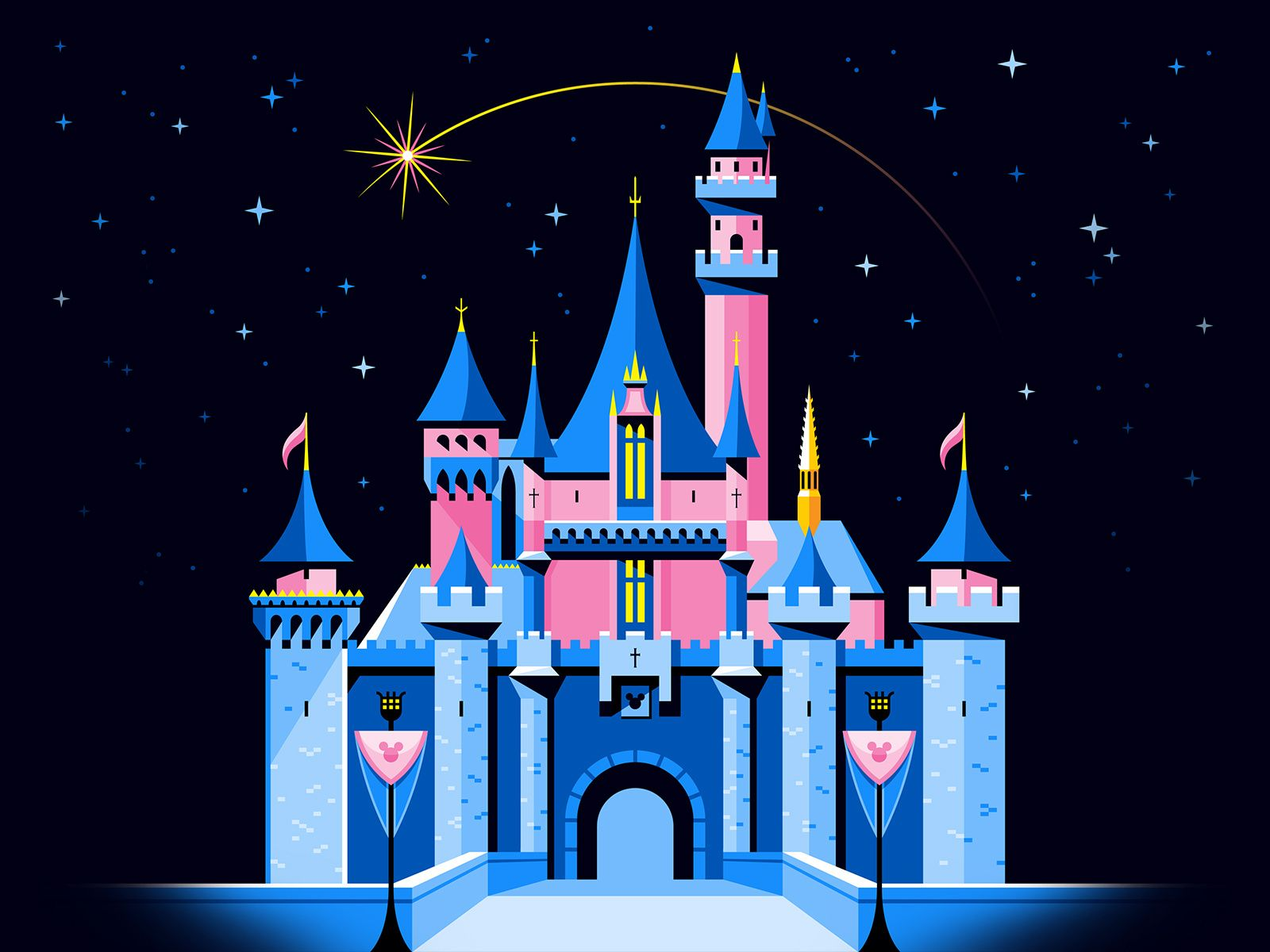 Sleeping Beauty S Castle Disney Castle Drawing Sleeping Beauty Castle Disneyland Disney Drawings