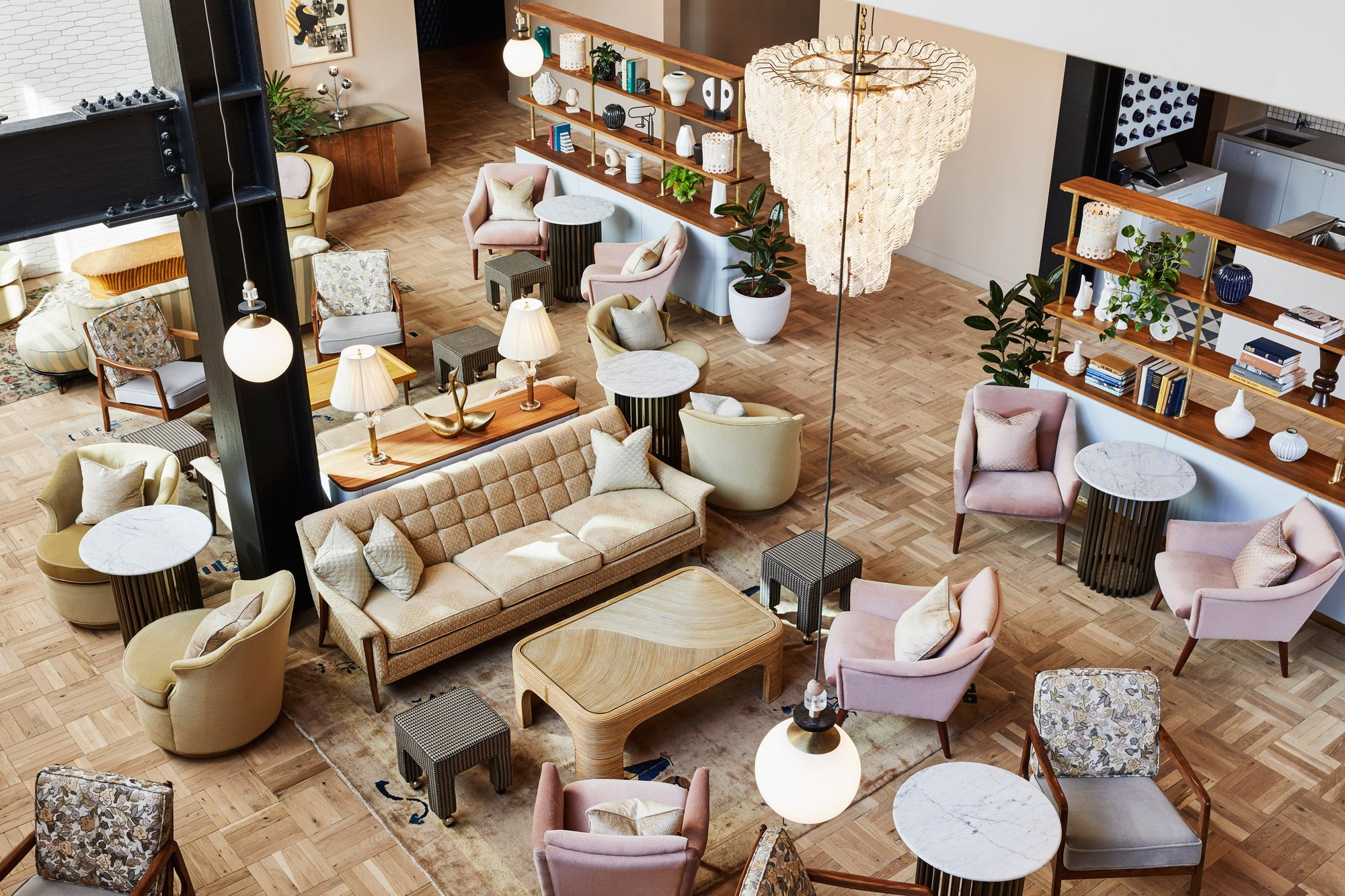 Hospitality Design Trends To Watch For In 2019 2020 Hotel Hoxton