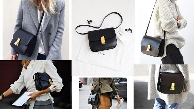 90b130306efd Get the look of the classic Celine Box Bag for less.