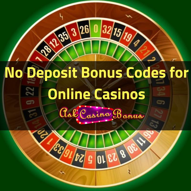 No Deposit Bonus Codes for Online Casinos Ruang