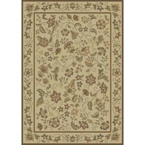 Shaw Living Alex Beige 7 Ft 10 X 10 Ft 10 Area Rug