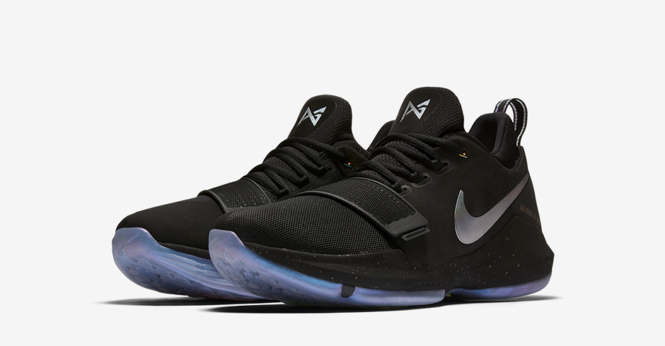 """Nike PG 1 """"Shining"""" Is Limited To 12,000 Pairs Mens nike"""