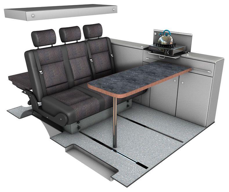 renault trafic cityvan van camper pinterest. Black Bedroom Furniture Sets. Home Design Ideas