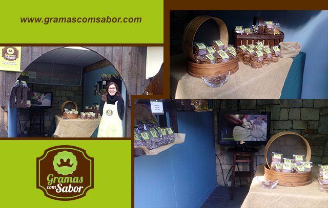 Início GRANDIOSO!!!  www.gramascomsabor.com