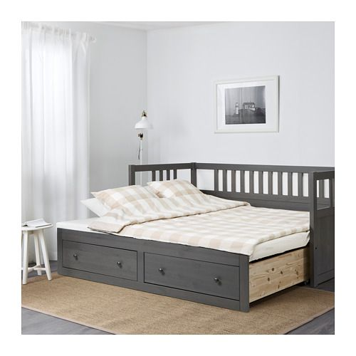Ikea Us Furniture And Home Furnishings Ikea Hemnes Daybed Daybed With Storage Modern Murphy Beds