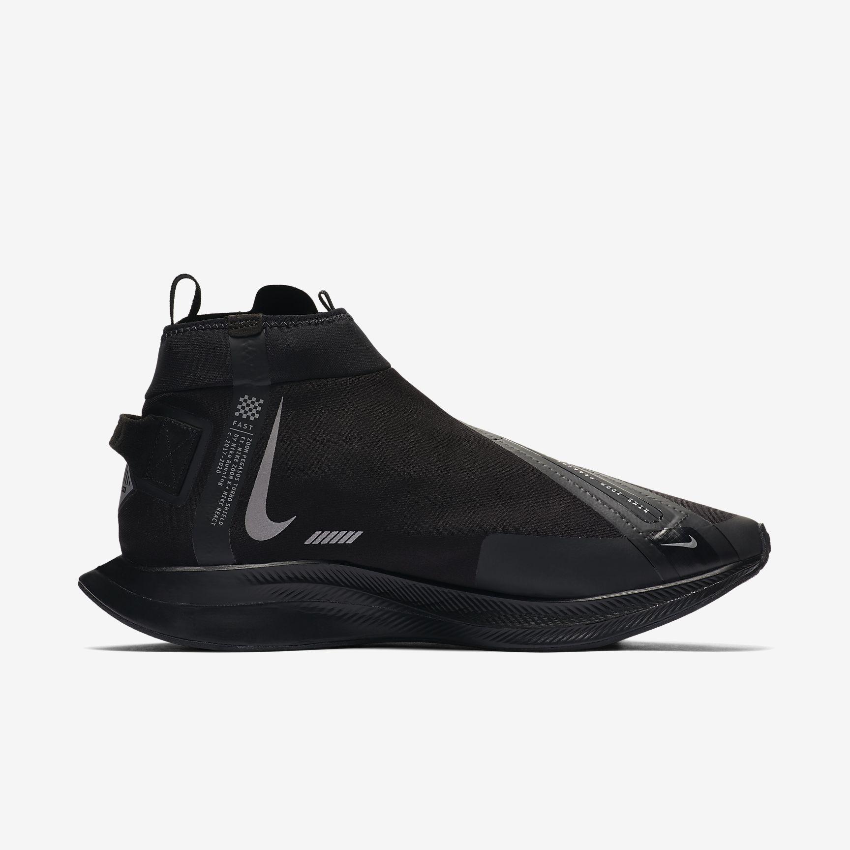 Nike Zoom Pegasus Turbo Shield | Black