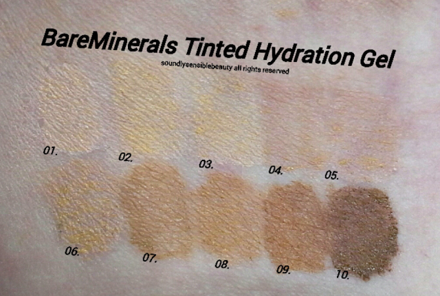 BareMinerals Complexion Rescue Tinted Hydration Gel SPF 30