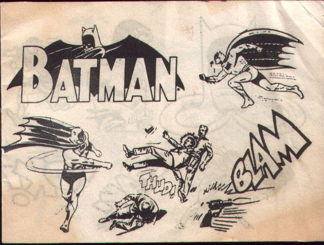 Ridiculously Rare Dc Giveaways And Premiums Collectors Society Message Boards Giveaway Rare Batman