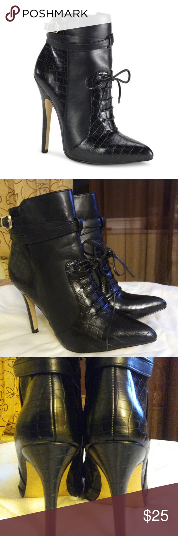 b52e056941f Altuzarra for Target ankle boots black booties Altuzarra for Target ...