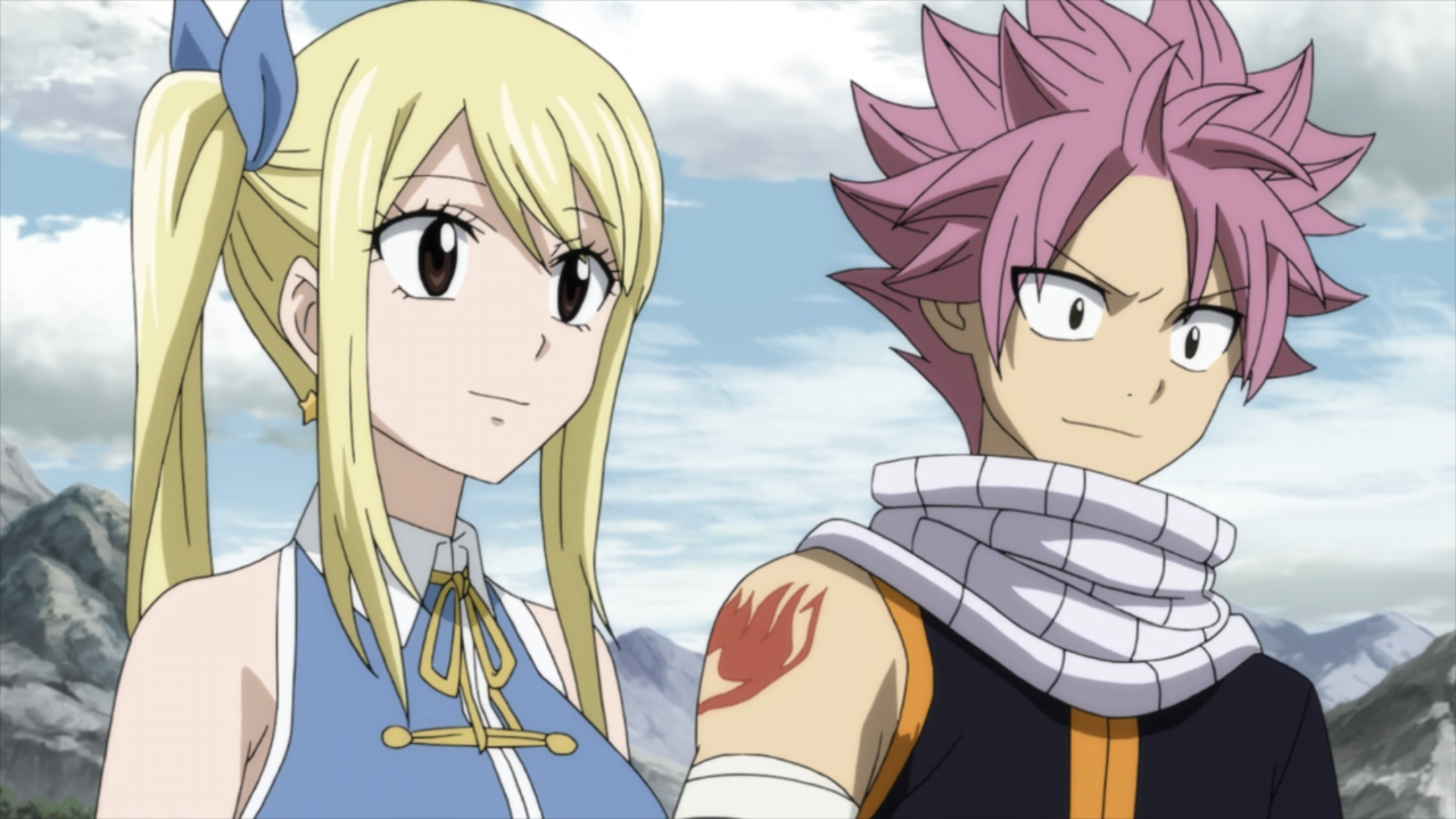 Pin by Lucy H Lover on Fairy Tail 2018 Screencaps Fairy