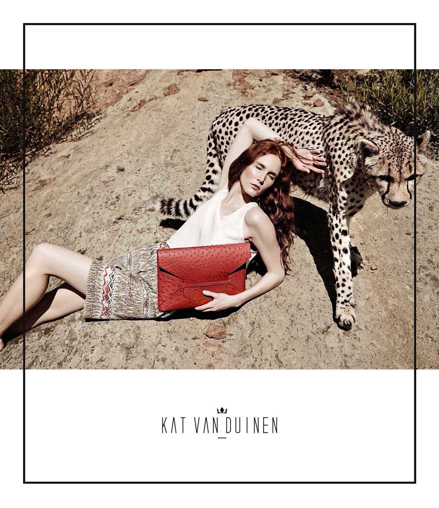 Kat van Duinen Spring/summer 2016 Campaign