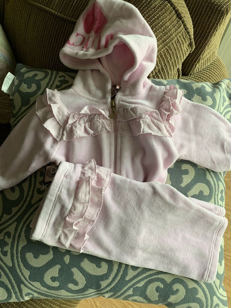 0fc6156ef5 juicy couture velour tracksuit Baby 0-3 Months #fashion #clothing ...