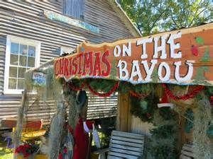 cajun christmas decorations bing images