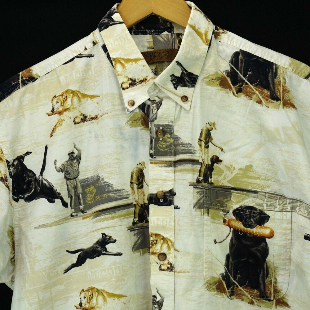 Toddler Childrens Vintage Labrador Printed Long Sleeve 100/% Cotton Infants Tops