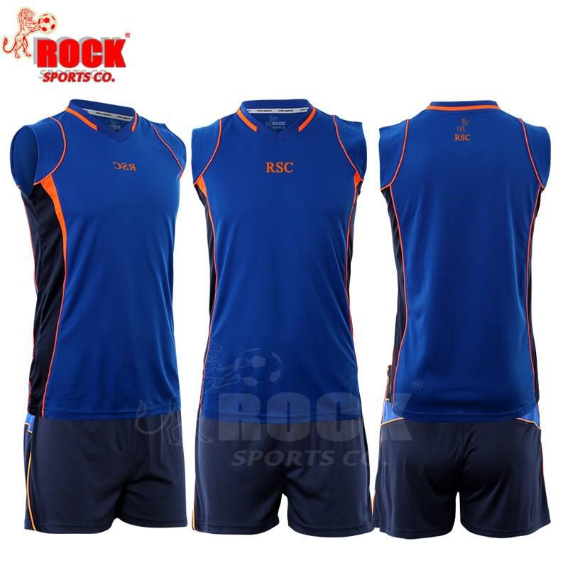 431ee8817 New Breathable Men Volleyball Jersey Suit Sleeveless Training Clothing  Sport Set Volleyball Uniform Voleibol Jerseys Material Polyester  Colour White
