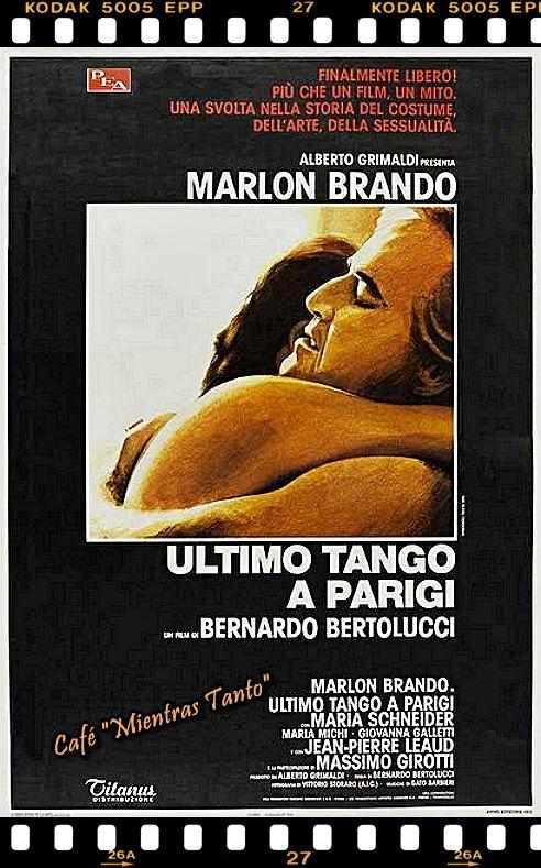 """Cine Sala """"Charles Chaplin"""" - El último tango en París (1972) - Ingresa a la sala pulsando el Link: http://cine-sala-a01-jcp.blogspot.com/2013/03/el-ultimo-tango-en-paris-1972-dir.html"""