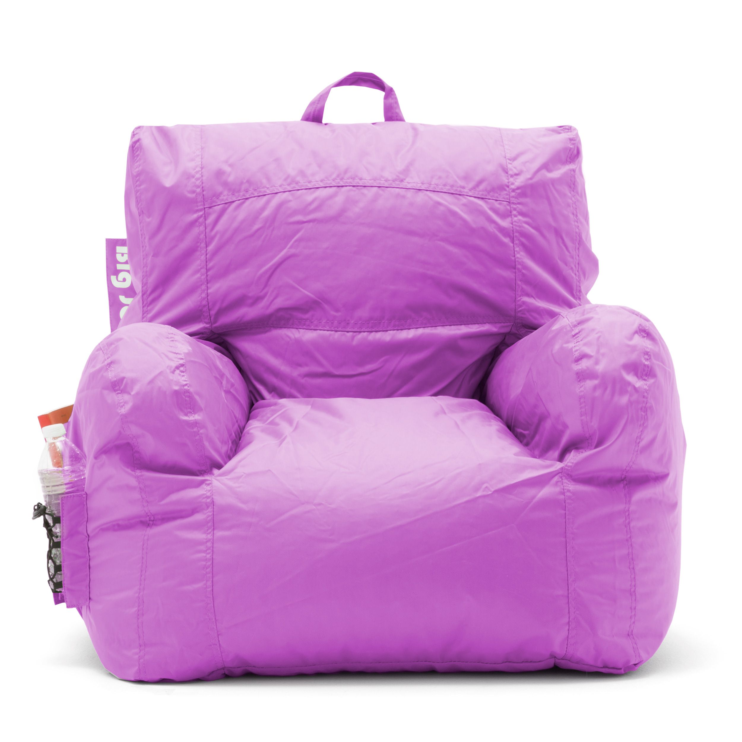 "Big Joe Bean Bag Chair, Multiple Colors 33"" x 32"" x 25"""