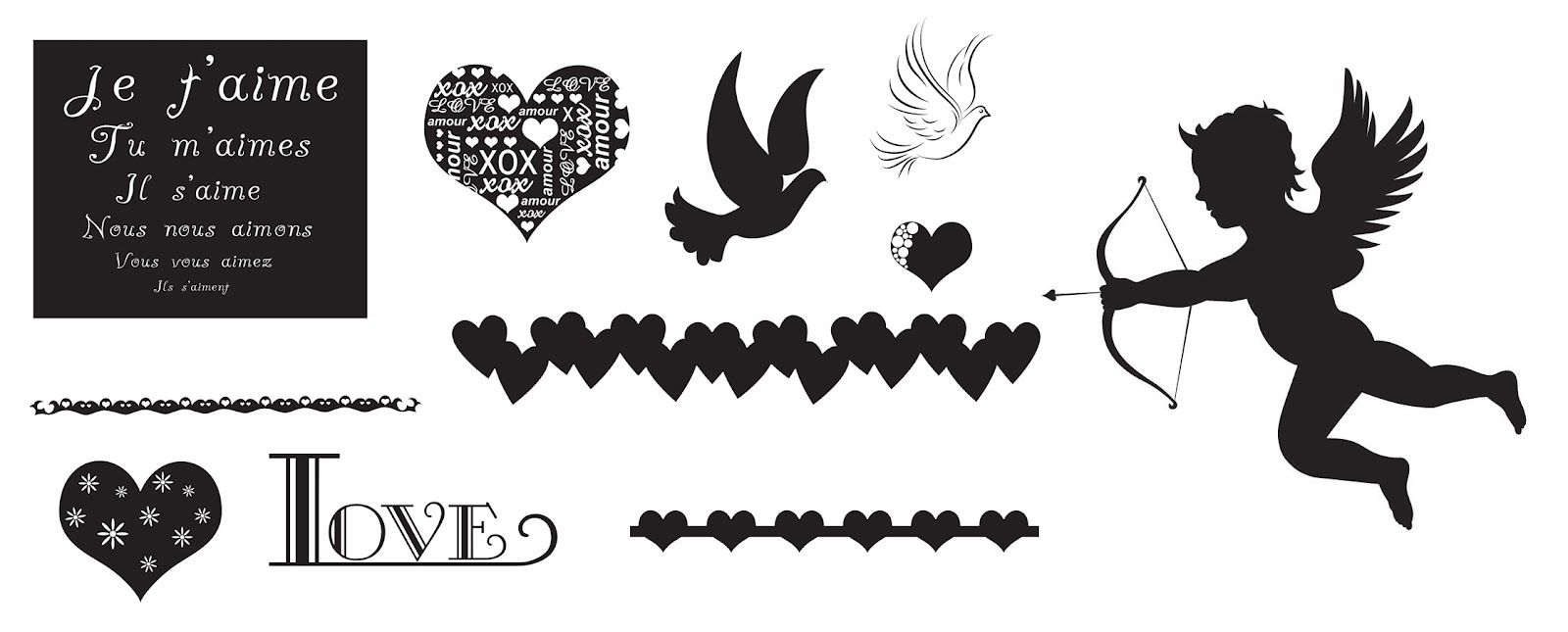 KLDezign SVG: Valentine