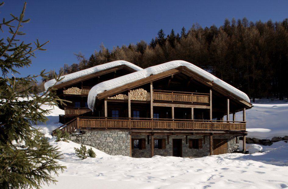 Chalet Hidden Dragon Ski Chalet Chalet Style Alpine Lodge