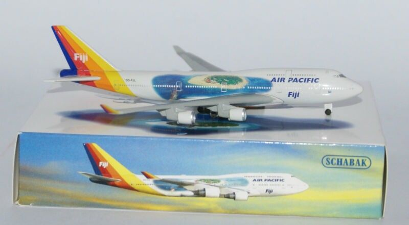 Air Pacific Schabak 1:600 B747-400